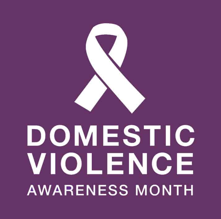 Domestic Violence Content: Domestic Violence Awareness Month 2018