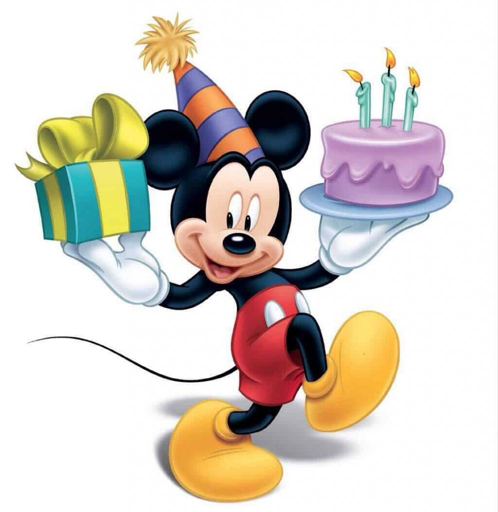 Mickey Mouse S Birthday 2018 National Us Awareness Days