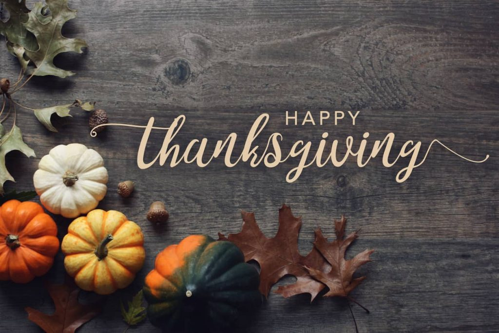 Thanksgiving 2018 – National US Awareness Days Events ...Thanksgiving