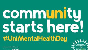 University Mental Health Day 2020 - National Awareness ...
