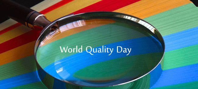 world quality day 2018