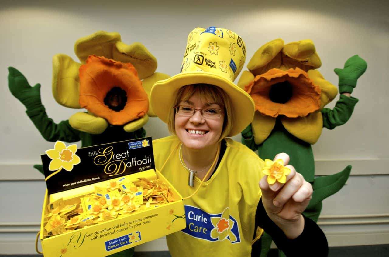 Marie Curie Great Daffodil Appeal 2018 - National ...