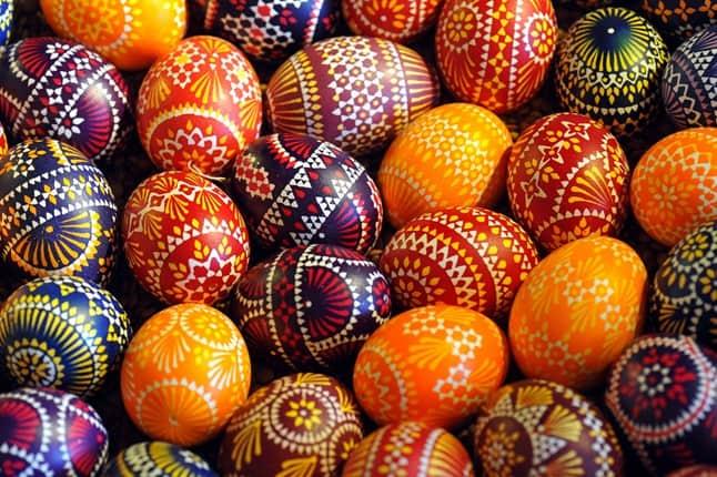 Easter 2020 Calendar.Easter Sunday 2020 National Awareness Days Events Calendar 2019