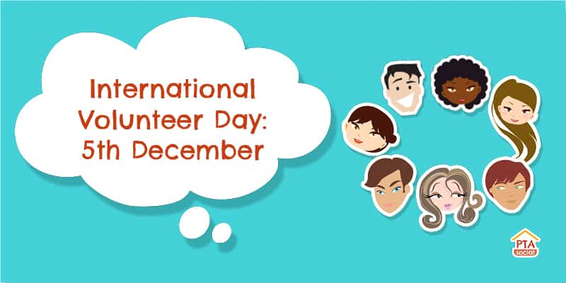 International Volunteer Day - December  05