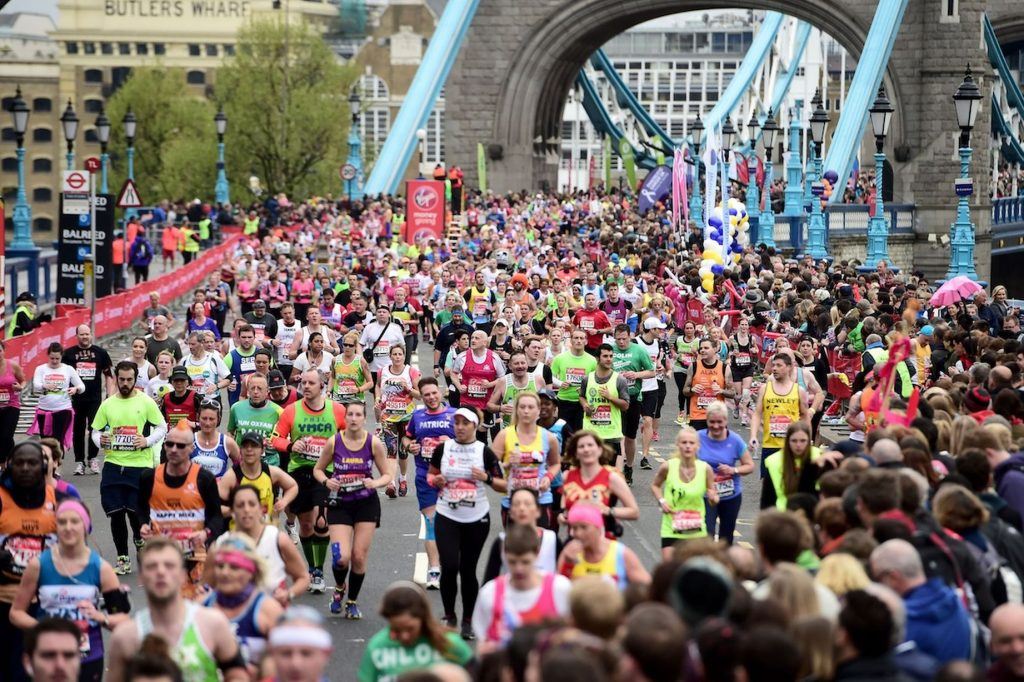 Us Marathon Calendar 2019 The London Marathon 2019   National Awareness Days Events Calendar