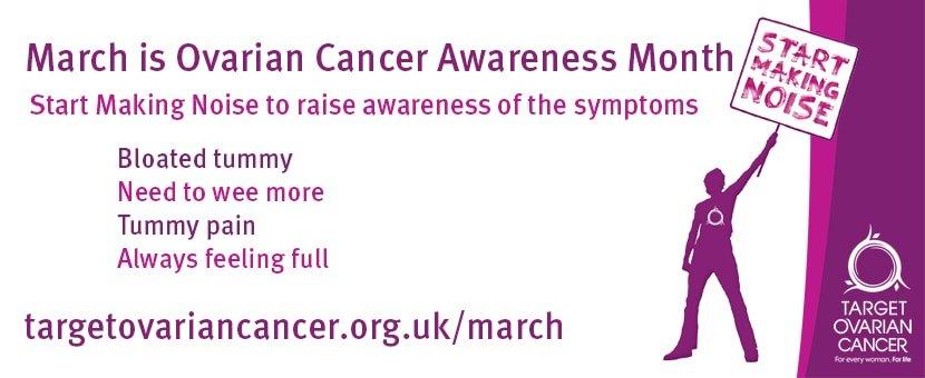 Ovarian Cancer Awareness Month National Awareness Days Calendar 2020 2021