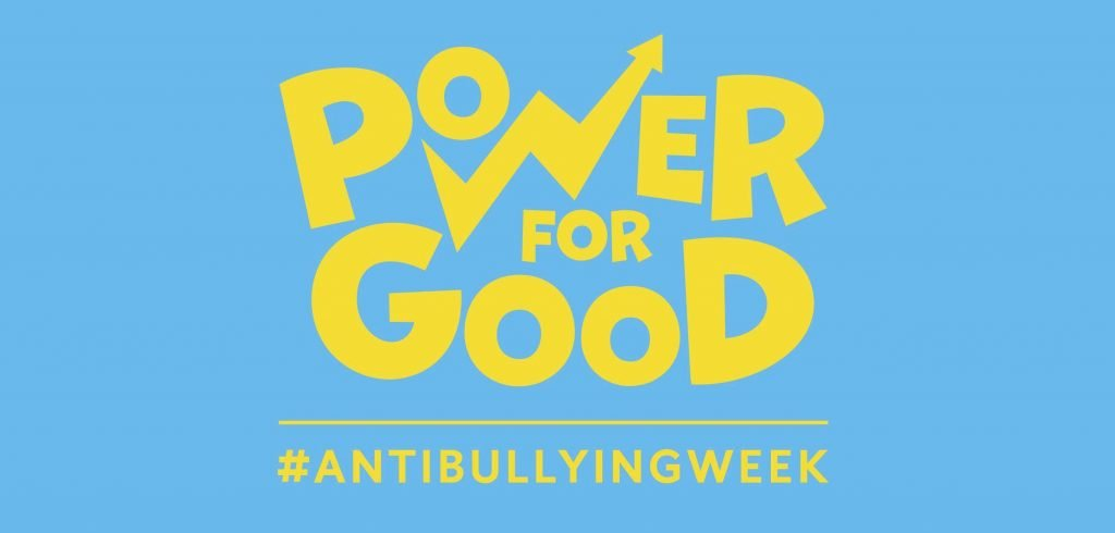 Image result for anti bullying week 2019 power for good