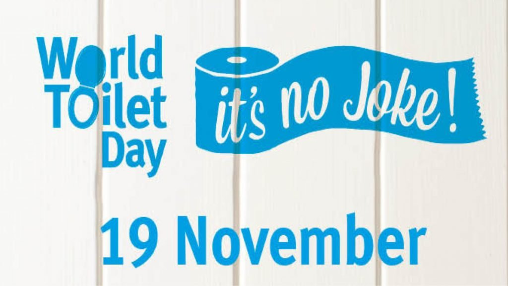 World Toilet Day 2017 - National Awareness Days Events Calendar 2018 ...