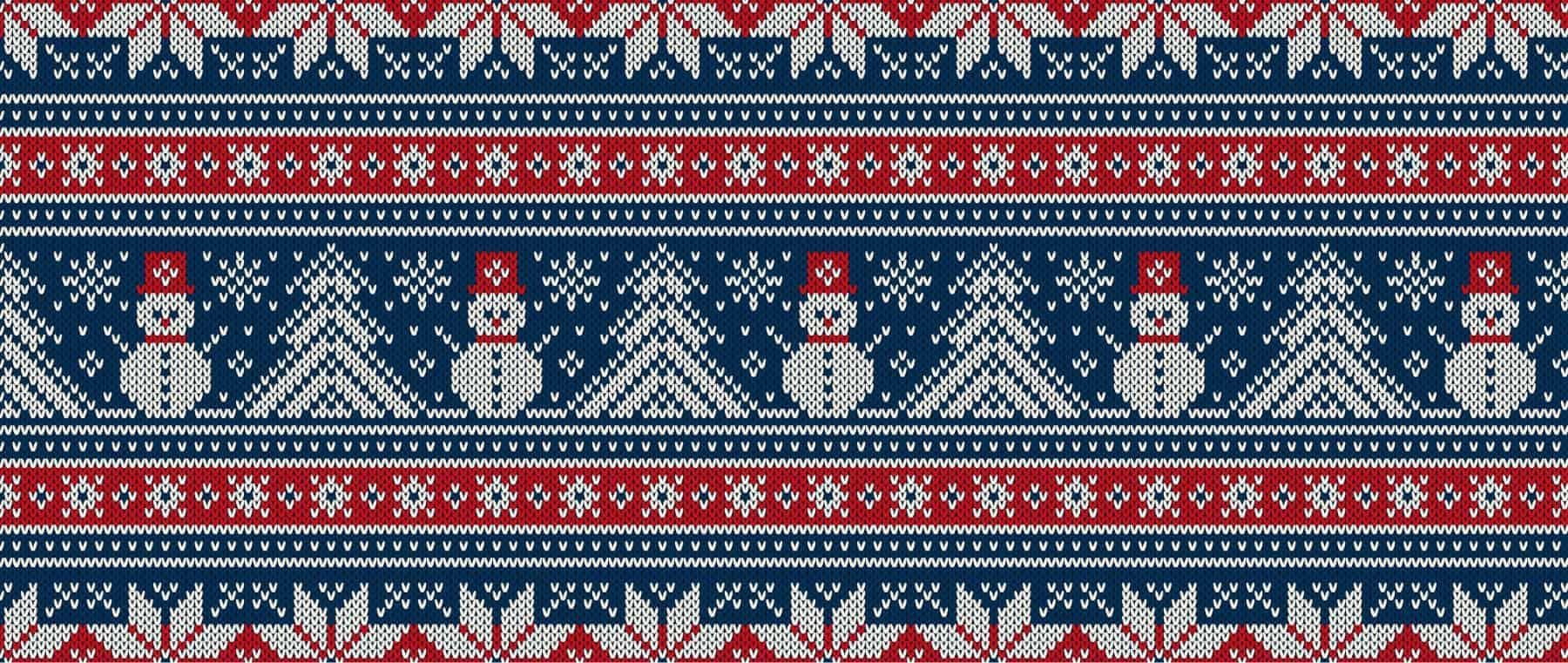 Christmas Jumper Day 2018 - National Awareness Days Events Calendar 2018 & 2019 - UK & US