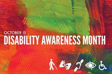 Image result for disability awareness month 2018