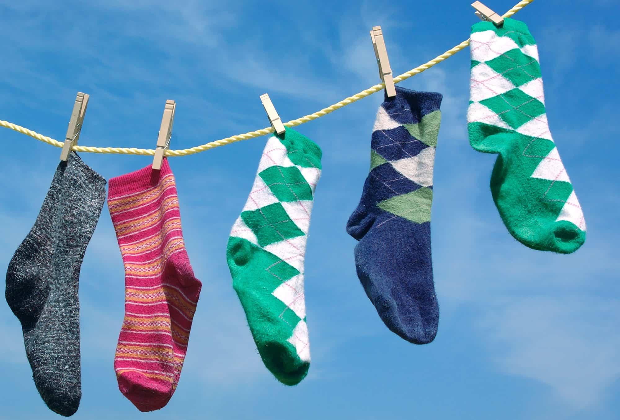 lost sock day