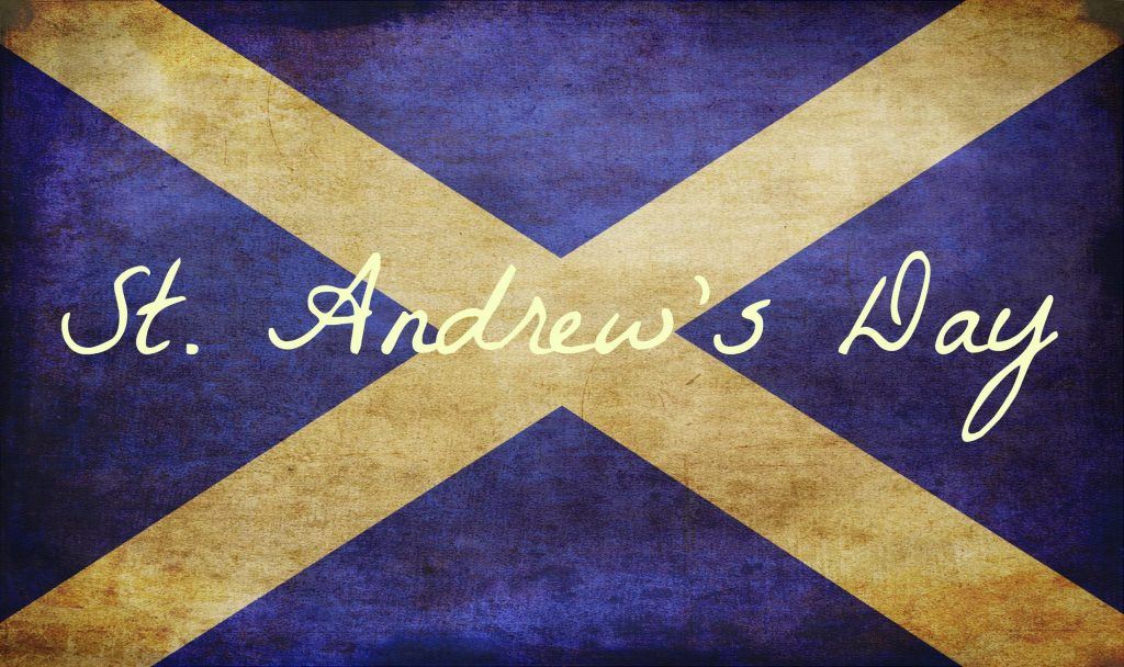 St Andrews Day 2018 - National Awareness Days Events ...
