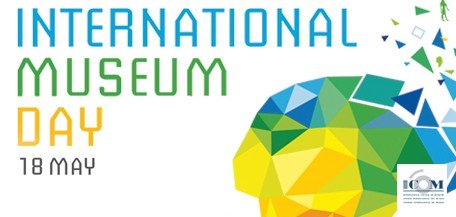 International Museum Day - 18 May  IMAGES, GIF, ANIMATED GIF, WALLPAPER, STICKER FOR WHATSAPP & FACEBOOK