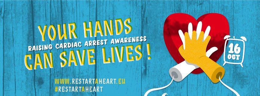 Restart A Heart Day 2020 - National Awareness Days Events