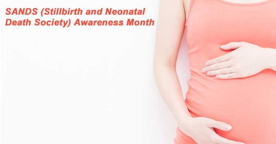 SANDS (Stillbirth and neonatal death charity) Awareness ...