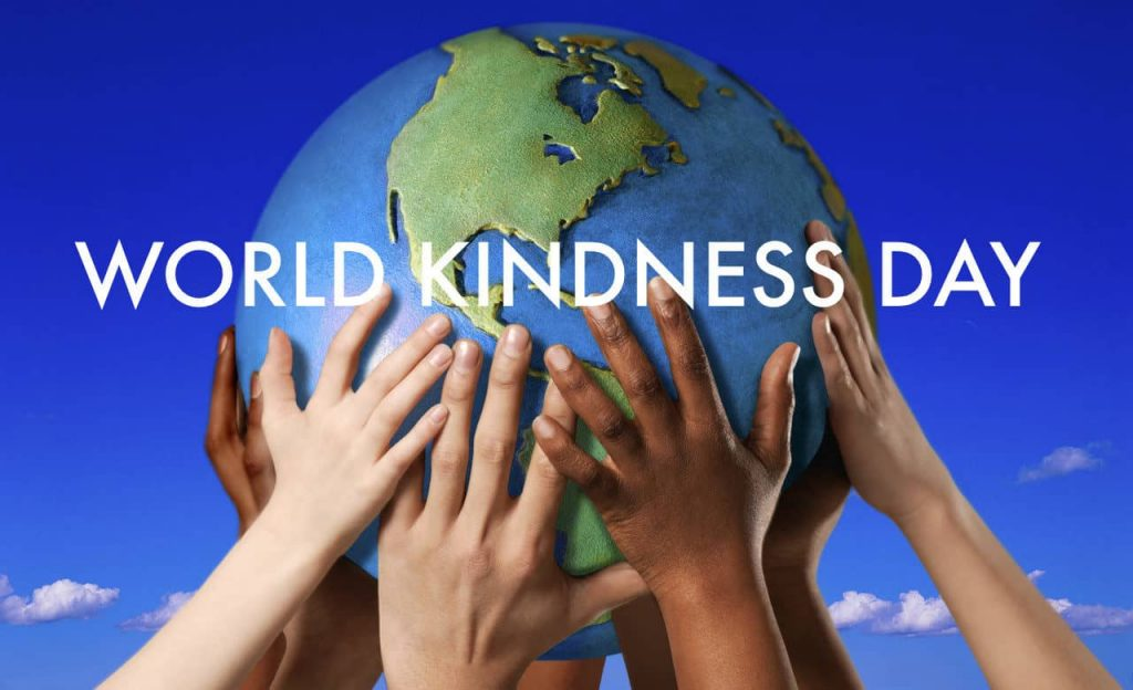 Image result for world kindness day 2018