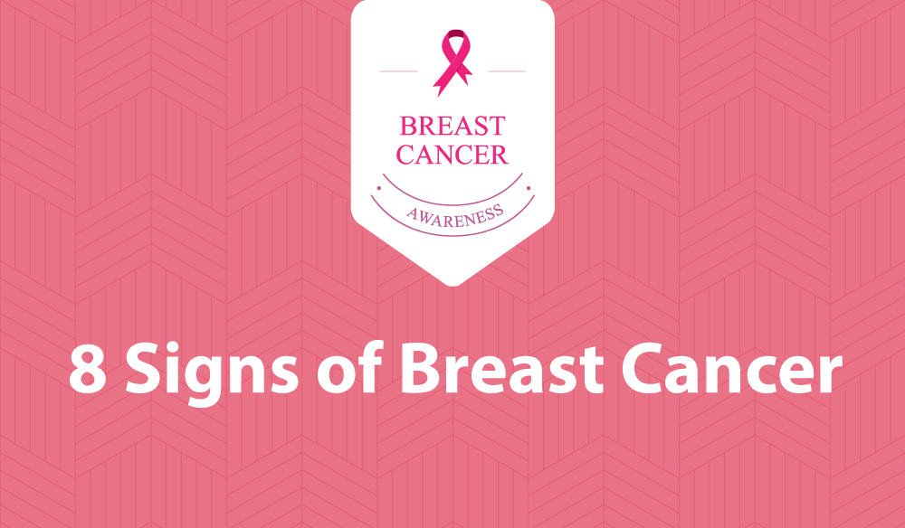 Breast Cancer Awareness: How to check for signs of breast cancer