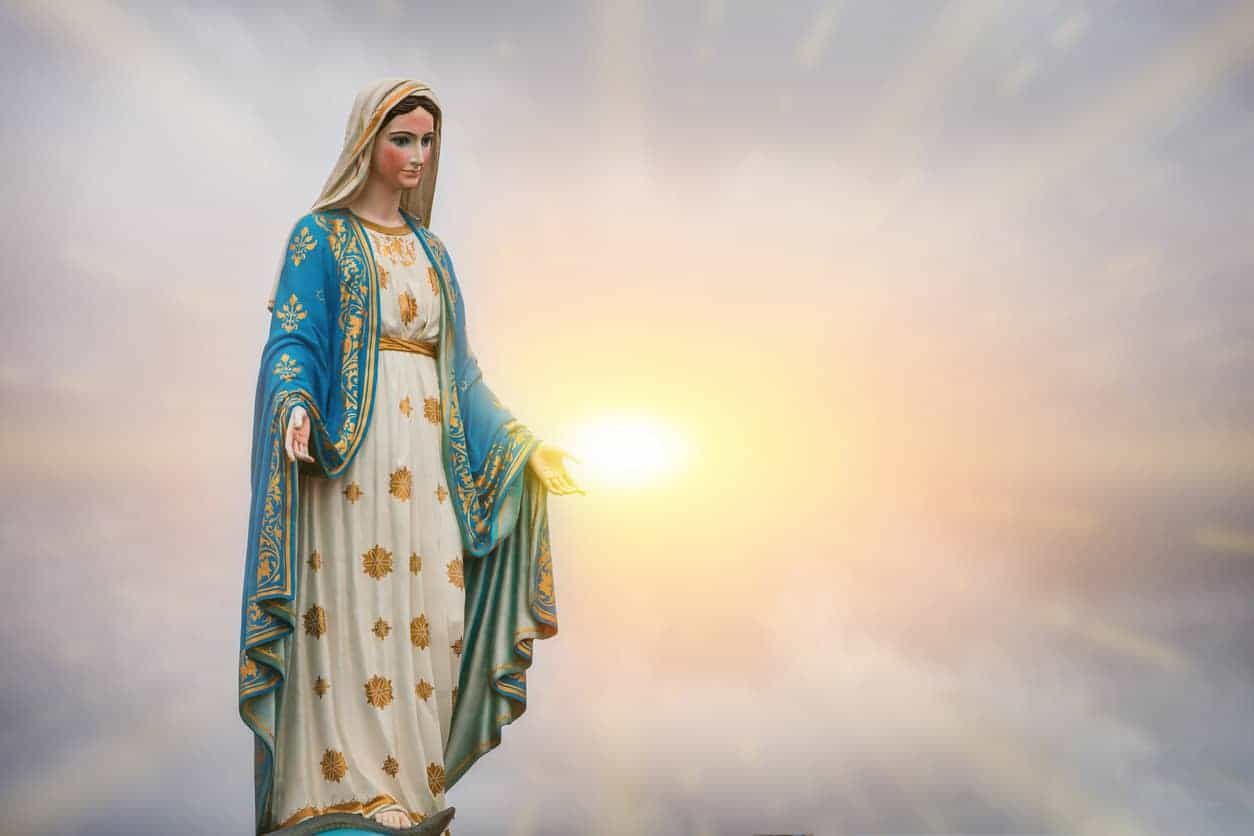 Feast Of Our Lady Of Peace In Roman Catholic Church 2020 National Awareness Days Calendar 2020 2021