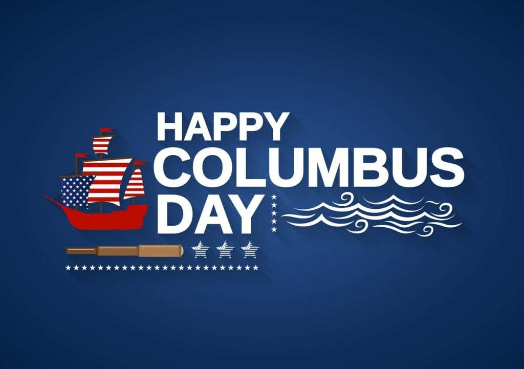 Columbus Day 2020 Calendar Columbus Day in the USA 2020   National Awareness Days Events