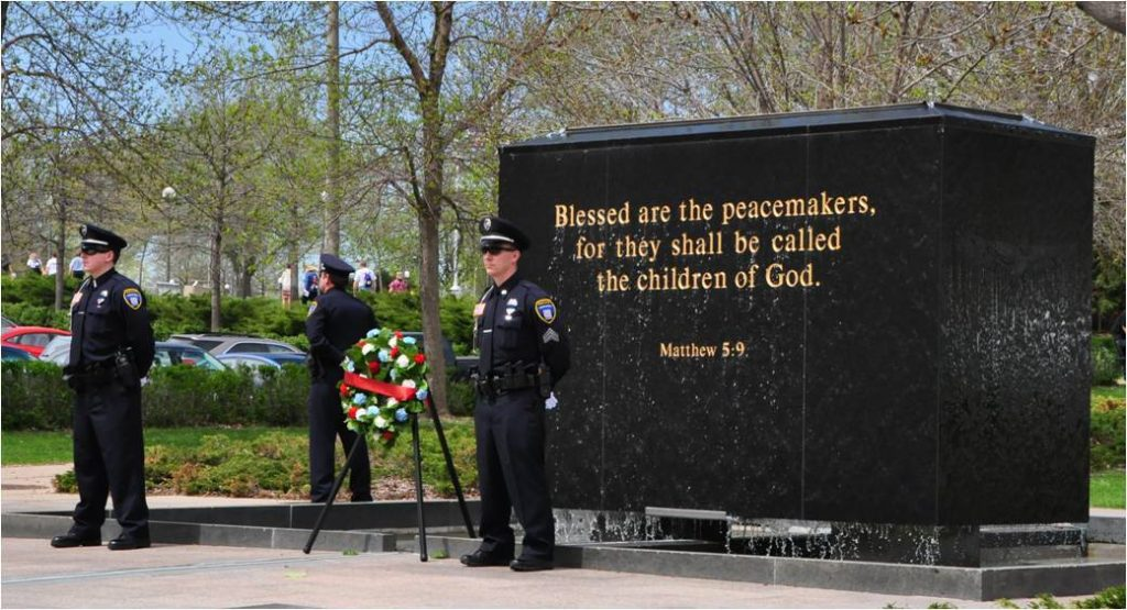 Peace Officers Memorial Day 2019 National Awareness Days Events