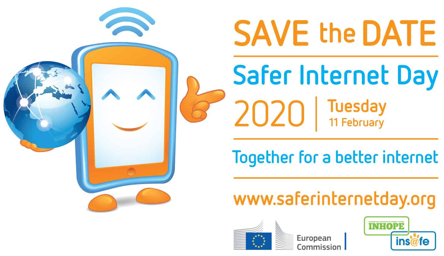 Safer Internet Day 2020 National Awareness Days Calendar 2020 2021