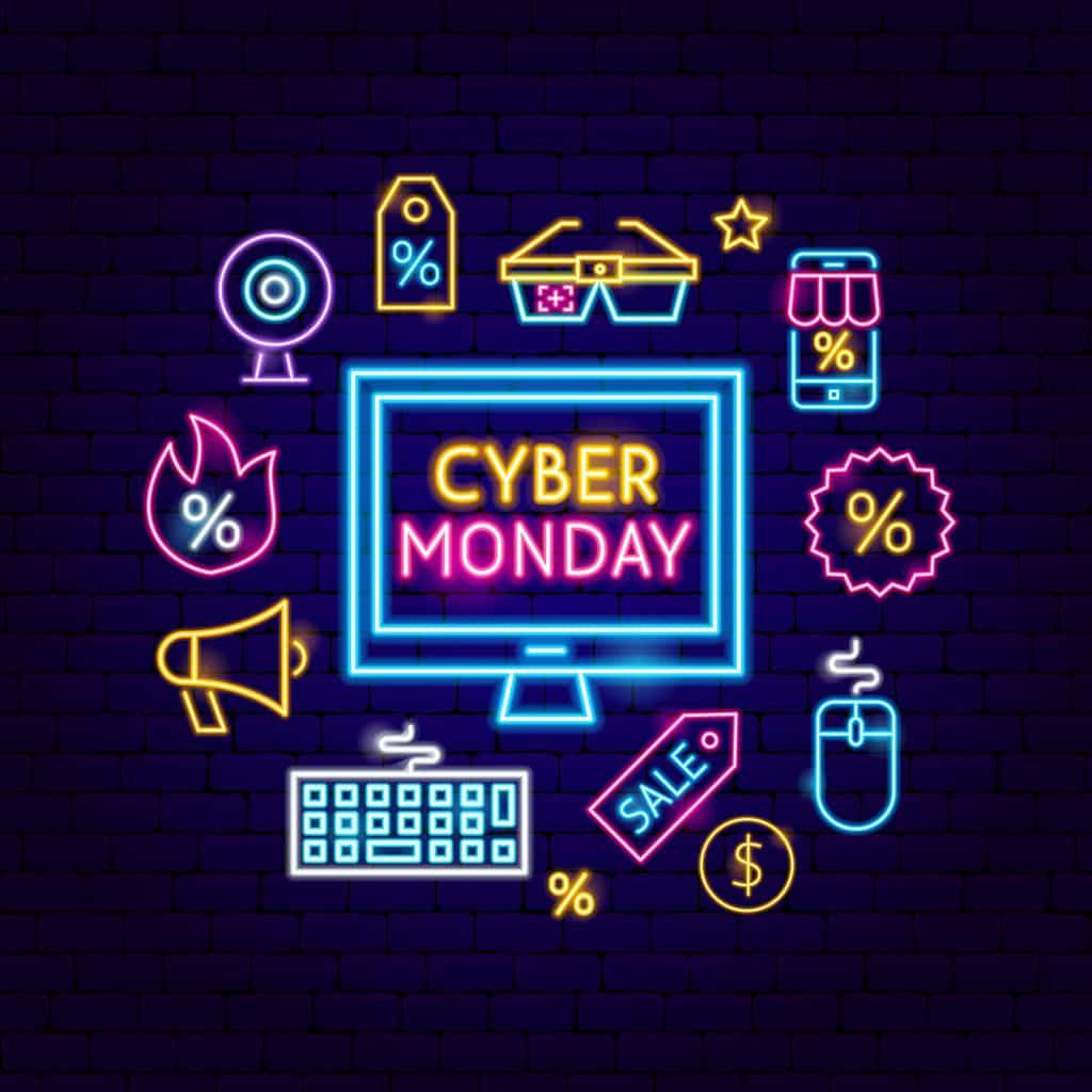 Cyber Monday Woche 2021
