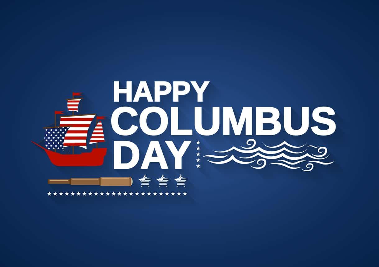 Columbus Day in the USA 2021 - National Awareness Days Calendar 2021